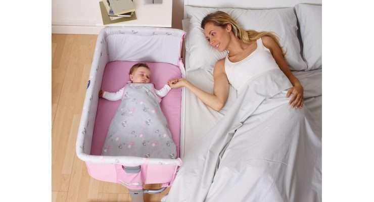 Chicco next2me beistellbettchen schlafen und entspannen chicco